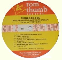 Fiddle-EE-Fee Side 2 Disc